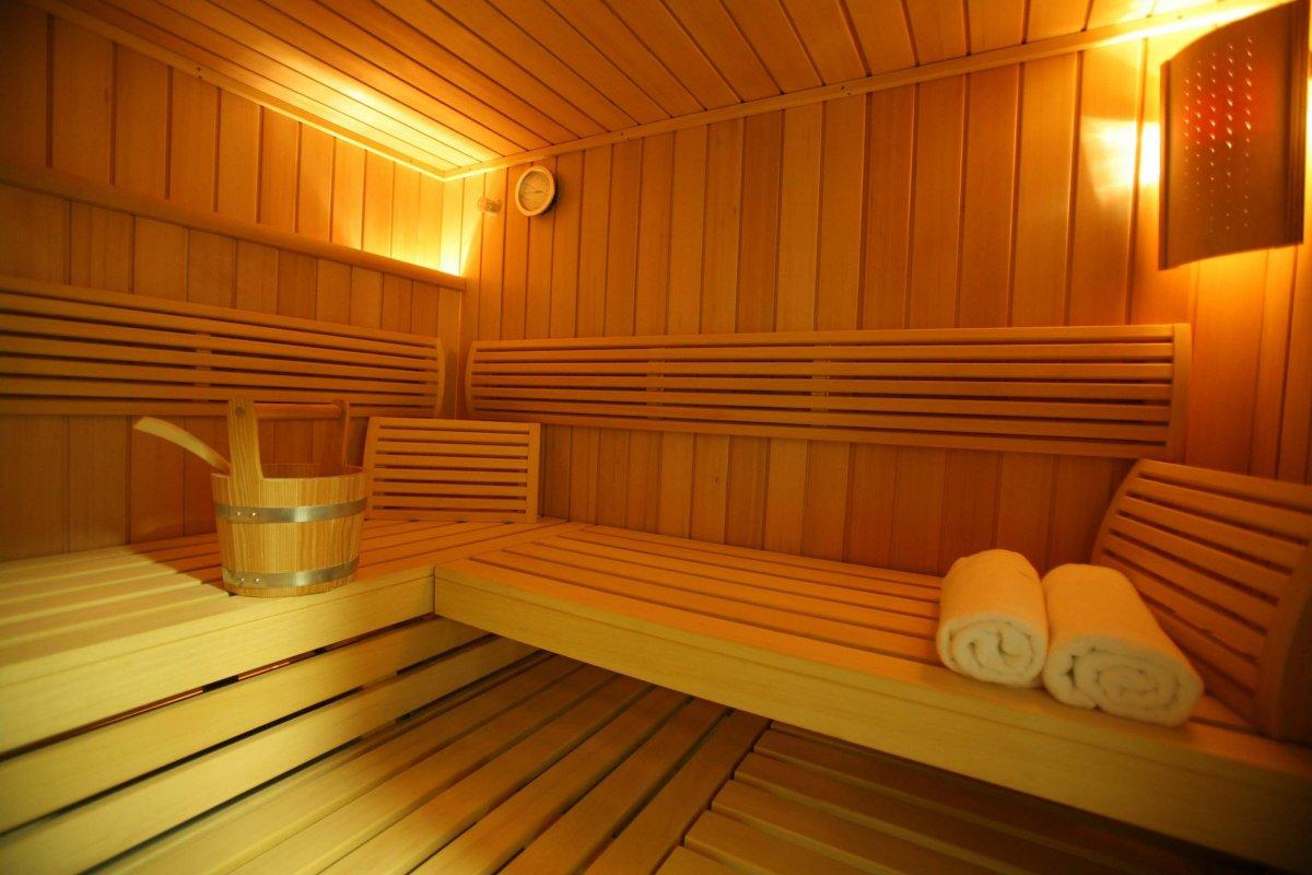Duş ve Sauna