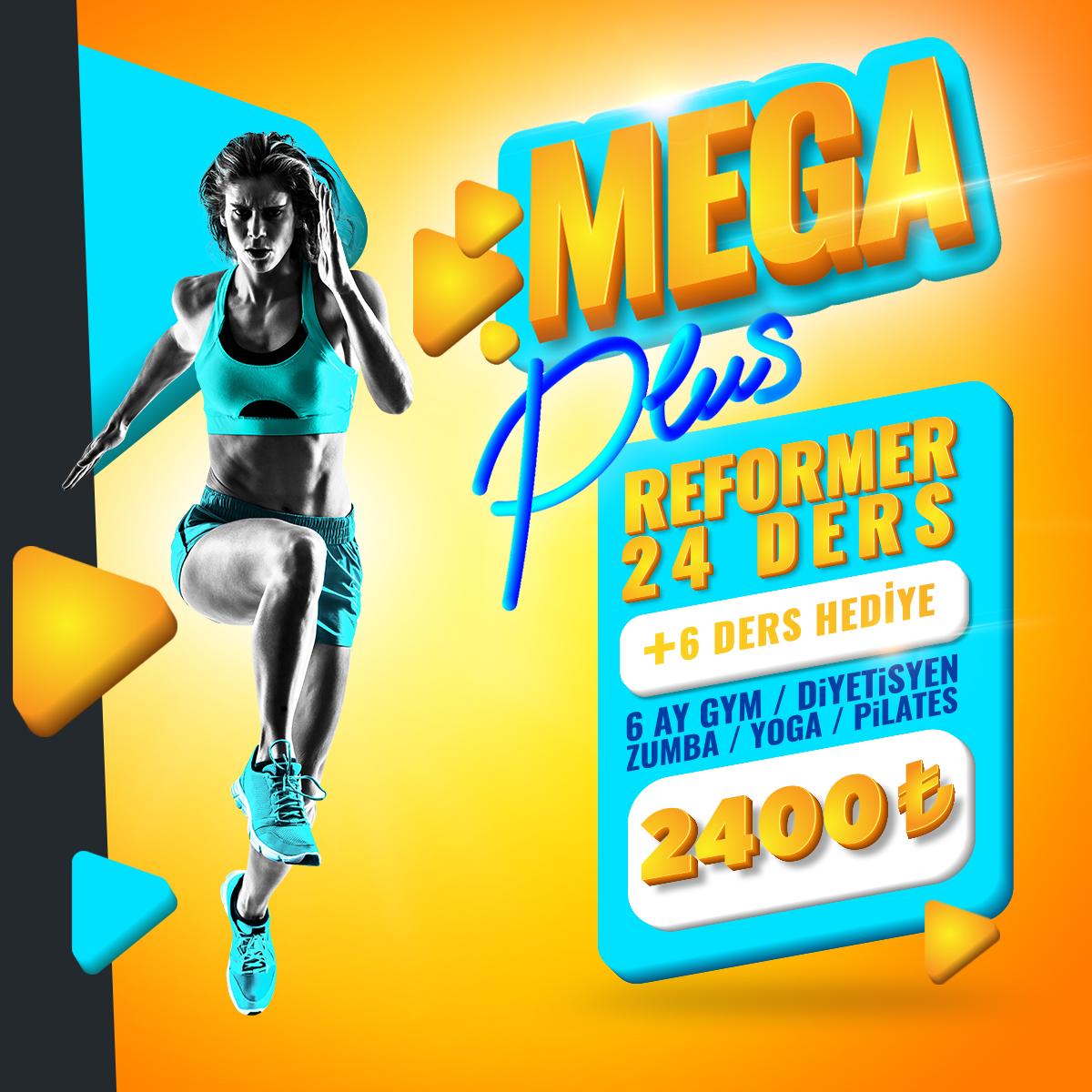 Mega Plus