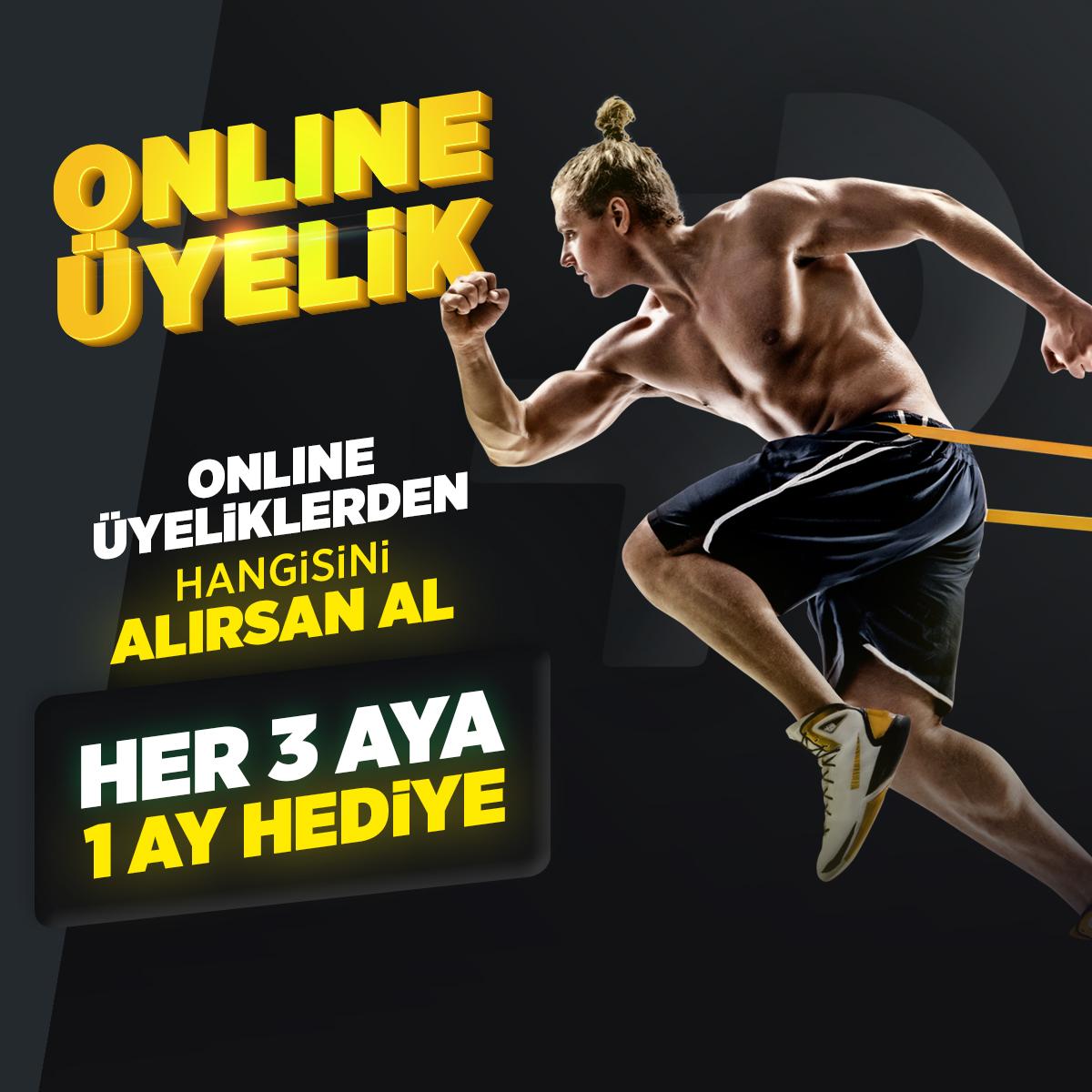 Online Üyelik