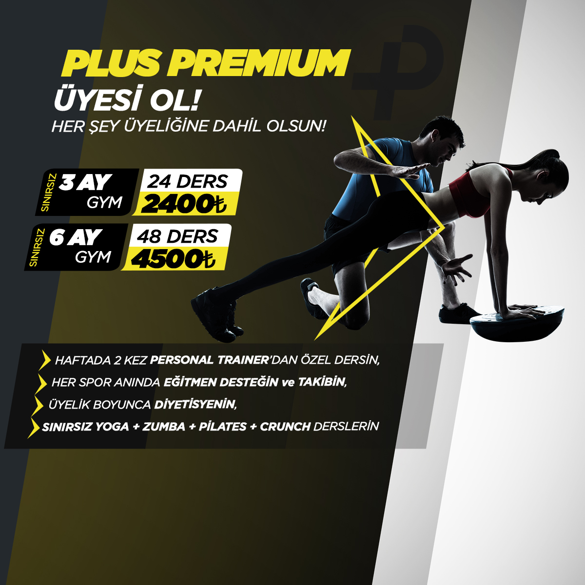 Plus Premium
